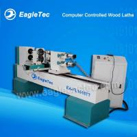 Wholesale CNC Wood Lathe Machine For Handrail and Wood Stair Spindles Making from china suppliers