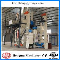 Wholesale chicken feed production line/chicken feed pellet machine with CE approved from china suppliers