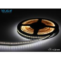 Buy cheap Relight High CRI 90Ra DC12/24V 19.2W 5M per roll single color FR4 material CE from wholesalers