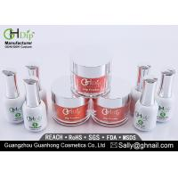 Buy cheap 2 Oz Cosmetic Color Gel Dip Powder Manicure Kit With Logo Customized from wholesalers
