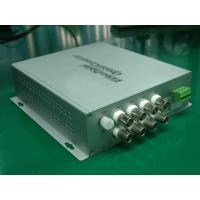 Wholesale 4-channel Digital Video Optical Converter (transmitter & receiver) from china suppliers