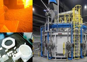 Wholesale Glass Melting Electric Glass Furnace Energy Saving Friendly Environment from china suppliers