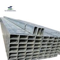 Wholesale 60x80 Galvanized Rectangular Tubing Cold Rolled UV Protection Anti Corrosion from china suppliers