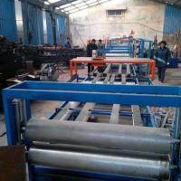 Wholesale EPS Sandwich Wall Panel Forming Machine Fireproof Mgo Wall Board Making Machine from china suppliers