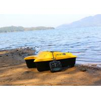 Buy cheap Yellow brushless motor for bait boat DEVC-303 fishing tackle RC Model from wholesalers