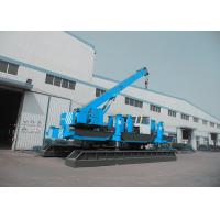Wholesale Eco Hydraulic Piling Machine For Building Construction High Piling Speed from china suppliers