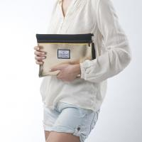 Quality Gold Digger neoprene beach bag, travel pouch and tote bag with purse, summer bag for sale