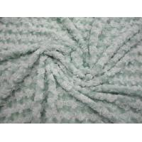 Polyester wool fabric