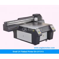 Wholesale Small Size 1300x1300mm UV Flatbed Printer for Acrylic, Metal, Wood Printing from china suppliers