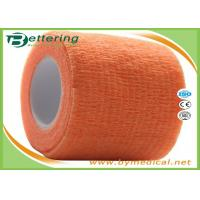 Wholesale Self Adhering Coflex Elastic Cohesive Bandage / First Aid Tape For Healthcare from china suppliers
