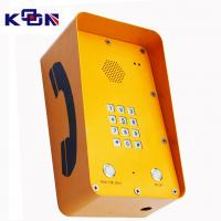 Wholesale GSM SOS Emergency Phone With 12 Groups Numbers Memory For Highway Call Box from china suppliers