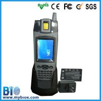 """Wholesale 3.2"""" touch screen fingerprint and RFID Pos terminal with wifi, GBRS Bio-FH01 from china suppliers"""