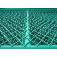 2mm Thickness Expanded Wire Mesh , Highway Fencing Expanding Mesh ...