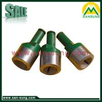 Wholesale Wing-drive 8mm Shank Shaft KING Button Bit Grinding Cup from china suppliers