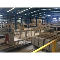 High Efficiency Fly Ash AAC Block Production Line Automatic Energy Saving