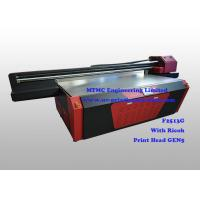 Wholesale Ricoh GEN5 Head UV Industrial Printing Equipment For Package / Fridge from china suppliers