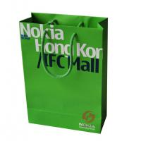 Wholesale 128gsm, 157gsm, 250gsm art paper Printed Paper Carrier Bags for packaging Nokia cell phone from china suppliers