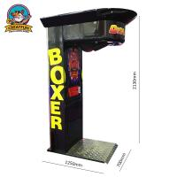 Quality Relaxing Hammer Arcade Machine / Popular Coin Operated Amusement Machines for sale