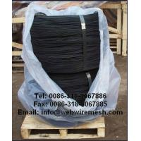 Wholesale Soft Black Annealed Binding Wire Building Material ,Tying Wire from china suppliers