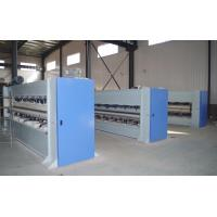 Quality medium speed needle punching machine popular design for blanket non woven for sale