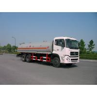 18,500L Dongfeng 6x4 245HP Carbon Steel Oil Tank Truck 4,887 US Gallon
