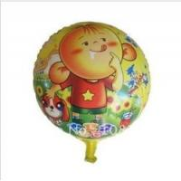Wholesale Metallic Foil balloons, Birthday balloons Flammability Test passed from china suppliers