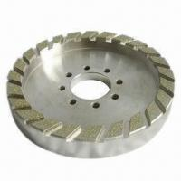 Wholesale Diamond End Face Grinding Wheel for Various Disc Brake Pads, Customized Sizes are Accepted from china suppliers