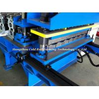 Buy cheap Colored Tile Roll Forming Machine from wholesalers