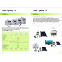 Quality Solar Lighting Kit-Series DS02 for sale