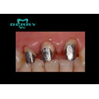China Dental PFM Crown White Gold Dental Post and Core  in Dentistry wholesale