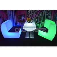 Color changing portable led plastic furniture led coffee - How to change furniture color ...