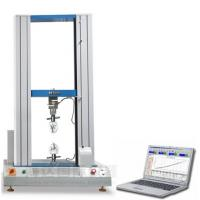 Buy cheap Mechanical Tensile Testing Machines , Electronic Tensile Strength Test Equipment from wholesalers