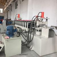Wholesale Hot Dipped Galvanized Steel Cable Tray Roll Forming Machine CE / SGS / ISO from china suppliers