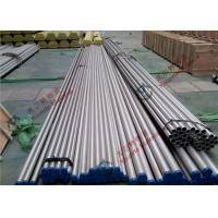 Wholesale AISI SUS 304 Seamless Stainless Steel Tube EN 1.4301 UNS 304OO AS 304 INOX Pipe for Heat Exchanger from china suppliers