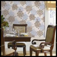 Wholesale country flowers design pvc wallpaper bedroom decorative vinyl wallpaper from china suppliers