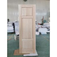 Buy cheap Red Oak Solid Wood Door for Luxury House and High Grade Private Home from wholesalers