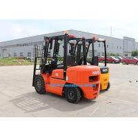 Wholesale OEM 3.5T Warehouse Forklift FD35 , Diesel Operated Forklift 2 Stage 4m Mast from china suppliers