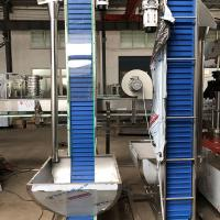 Wholesale Customize Various Automatic Plastic PET Bottle Cap Elevator from china suppliers