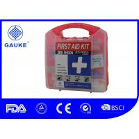 Wholesale Portable Hurricane Survival Kit , Large Private Label First Aid Kits For The Wounded from china suppliers
