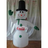 The snowman christmas decorations quality the snowman for Abominable snowman holiday decoration