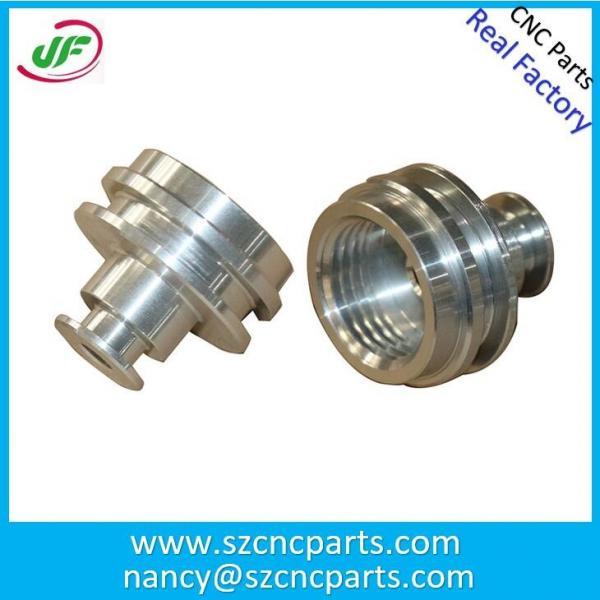 Anodized Aluminum Automotive Parts : Cnc turning auto accessory lathe machining anodized
