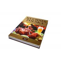 Wholesale Offset Printing Custom Cookbook Printing Services Coloring Cookie Recipes Print from china suppliers