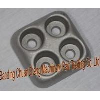 Wholesale Customized die casting parts, Die-casting aluminum, mechanical finishing, made in China professional manufacturer from china suppliers
