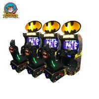 Buy cheap Batman Car Coin Operated Video Games , Arcade Car Machine Large Display from wholesalers