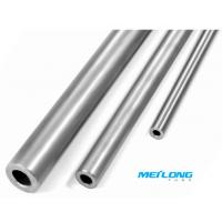 Wholesale ANSI 316L Bright Annealed Stainless Steel Instrument Tubing , 316L Seamless Tubing from china suppliers