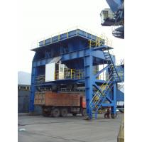 Wholesale Cargo Loading Railway Type Industrial Hopper for Port Machine , Mobile Dust Collector Hopper from china suppliers