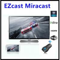 China New Ezcast tv stick tv dongle support DLNA 1080P miracast Airplay Mirroring wholesale