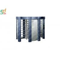 Wholesale Single Sliding Fence Half Height Automatic  Turnstiles In Access Control System from china suppliers