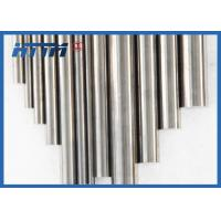 310 mm Tungsten Carbide Bar with Hardness 94.5 HRA , 0.4 micron grain size