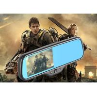 Wholesale Anti - Glare Mirror Android GPS Car DVR 1080P Night Vision Cycle Recording from china suppliers